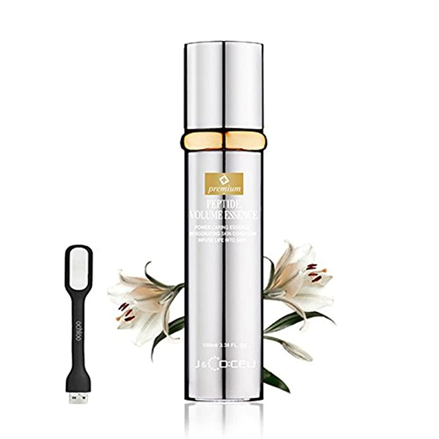 地図同性愛者研究所Premium Peptide Volume Essence 100ml: Upgraded Cosmetic Botox Anti-Wrinkle Essence All in One Wrinkle-care Firming...