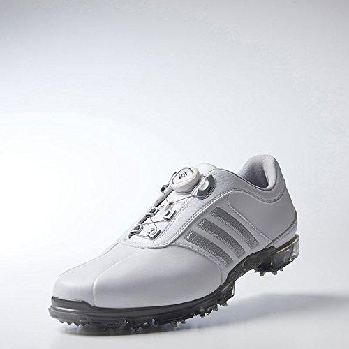 [アディダスゴルフ] ゴルフシューズ ピュアメタル ボア プラス メンズ