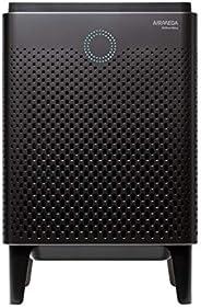 COWAY 空気清浄機 AIRMEGA 400S(メタリックシルバー) ~48畳 [Amazon AlexaとAmazon Dash Replenishment対応] AP-2015E(S)