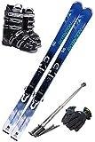 【5点セット】 SWALLOW (スワロースキー) スキーセット 18-19 ...