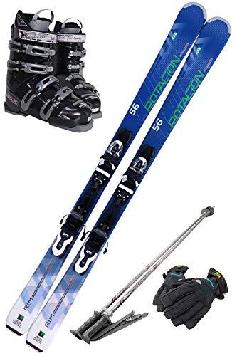 スキー5点セット SWALLOW 18-19 ROTACION 4A 16...