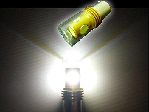 激白!8W 12v/24v兼用 船舶 LED回転灯 BA15S バルブ/トラック マーカーランプ LED電球