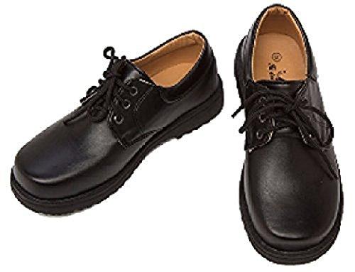 クアド KUADO 子供 キッズ フォーマル シューズ 靴 入学式 卒業式 七五三 靴ひも 07:23.5