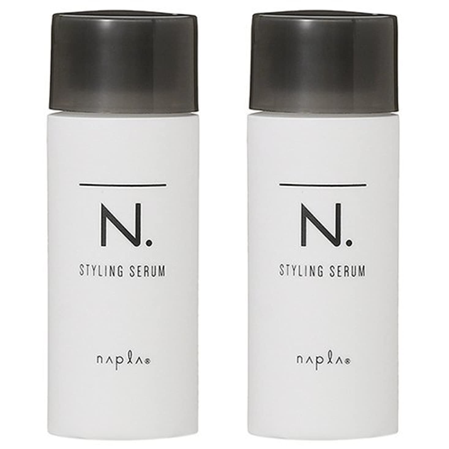 磁気協定委託【セット】ナプラ napla N. スタイリングセラム 40g 【2個セット】