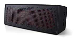 ANTEC amp SP-1-BLK BlackRed ポータブルスピーカー ブラック / レッド SP-1BLK-JP