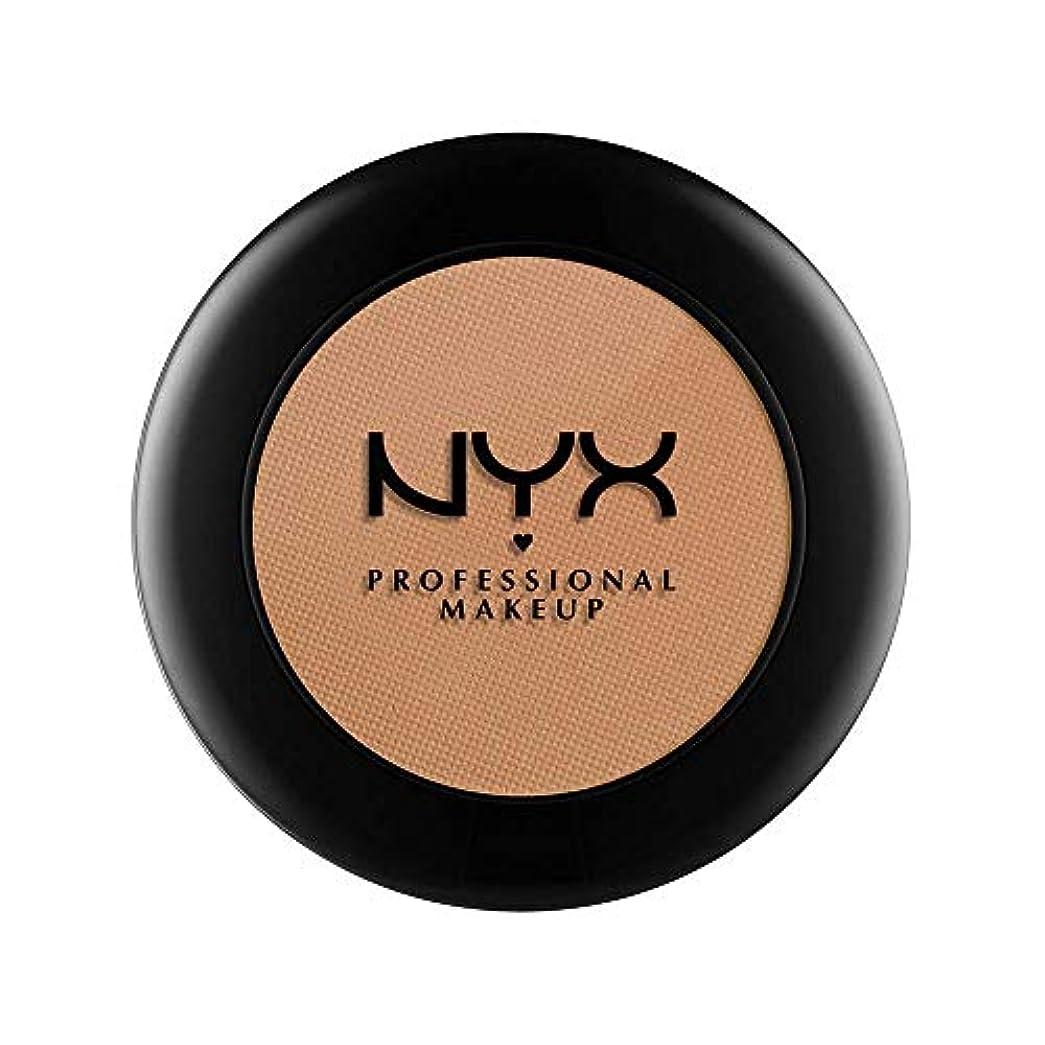 NYX(ニックス) ヌード マット シャドウ 08 カラーブレイム イット オン ミッドナイト