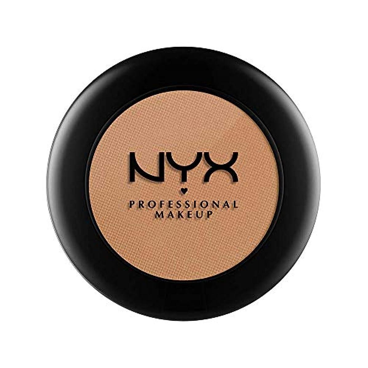 代わって対処する意気込みNYX(ニックス) ヌード マット シャドウ 08 カラーブレイム イット オン ミッドナイト