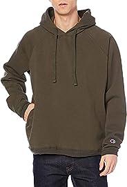[チャンピオン] パーカーワンポイントロゴ フーデッドスウェットシャツ MADE IN USA C5-T101 メンズ