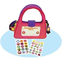 My Communication Stylish Pink Purse - Super Duper Educational Learning Toy for Kids [並行輸入品]