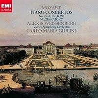 MOZART: PIANO CON NO.9, 21(ltd.) by Alexis Weissenberg