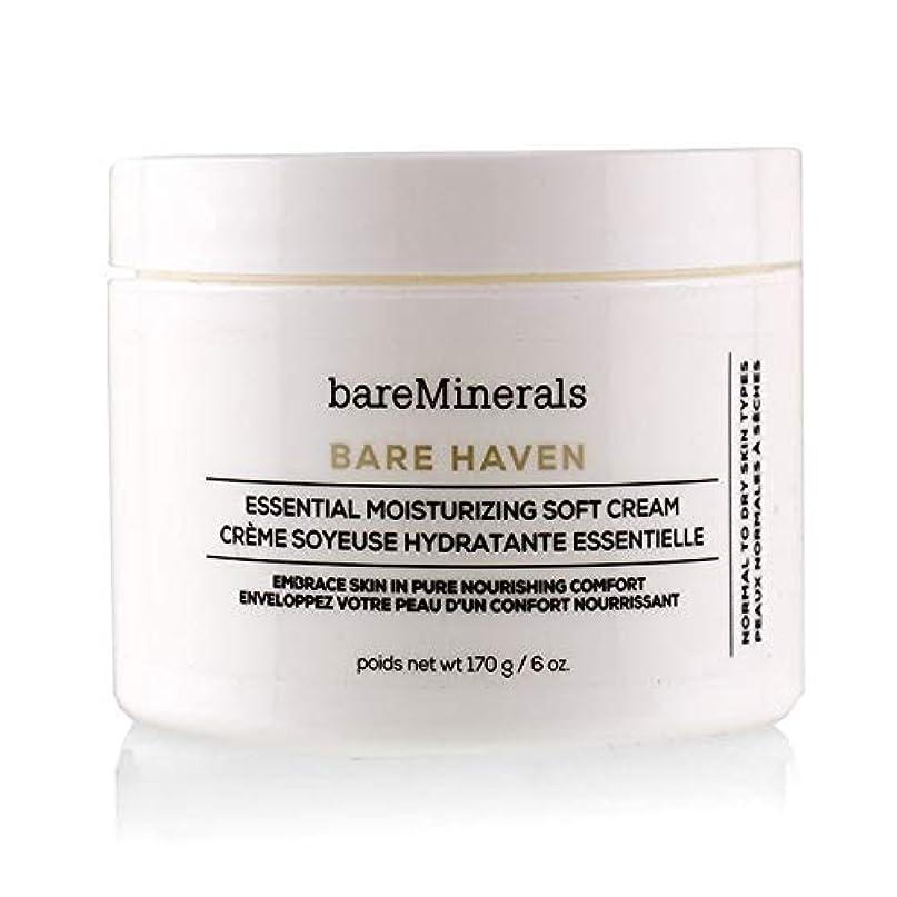 グローメトロポリタンポルティコベアミネラル Bare Haven Essential Moisturizing Soft Cream - Normal To Dry Skin Types (Salon Size) 170g/6oz並行輸入品