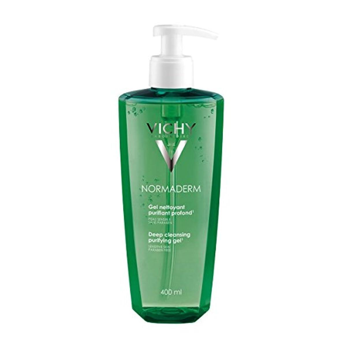 Vichy Normaderm Deep Cleansing Gel 200ml [並行輸入品]
