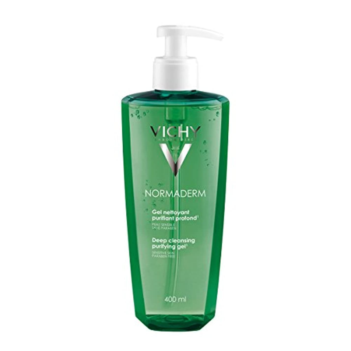 母ビール補助金Vichy Normaderm Deep Cleansing Gel 200ml [並行輸入品]
