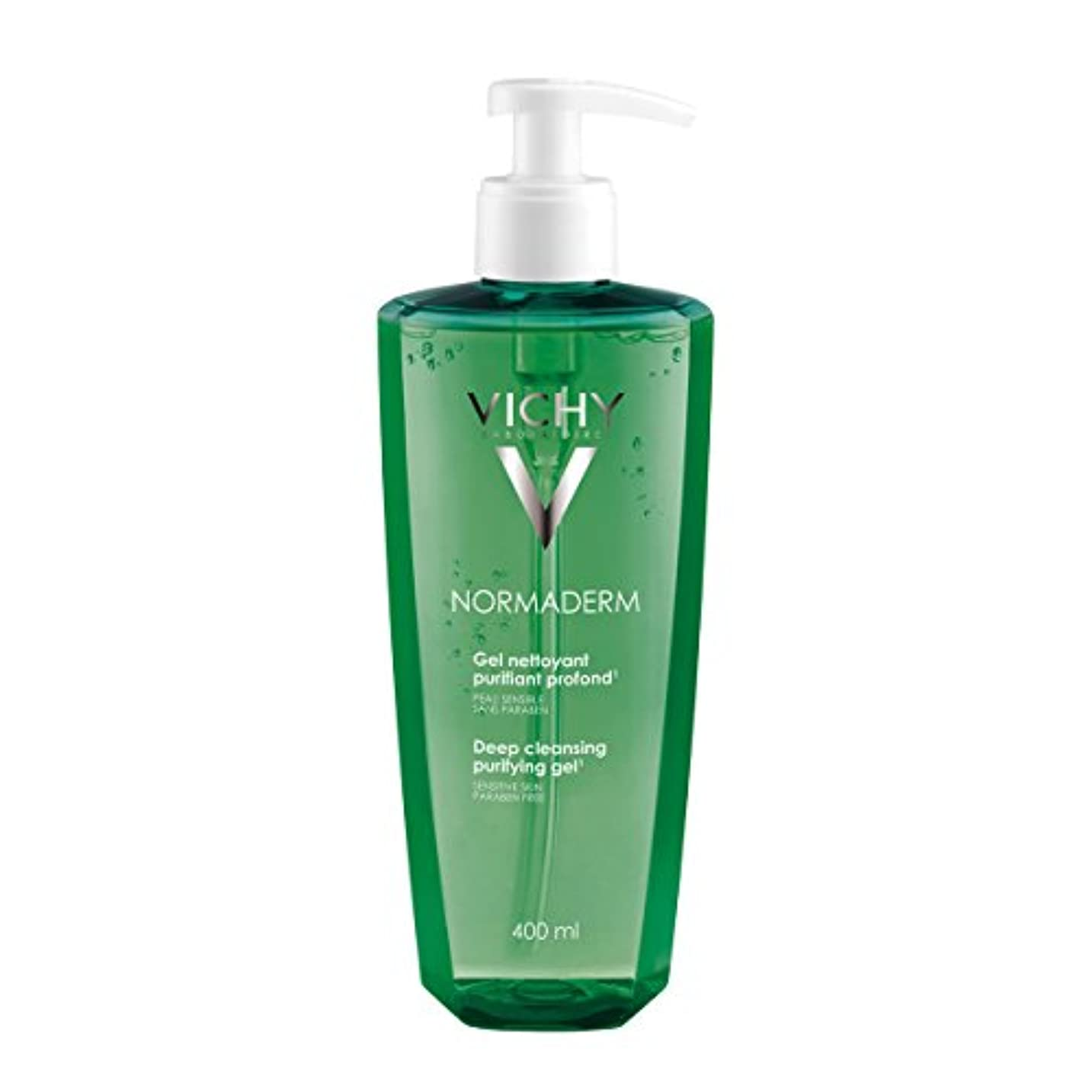 責任者造船誠実Vichy Normaderm Deep Cleansing Gel 200ml [並行輸入品]