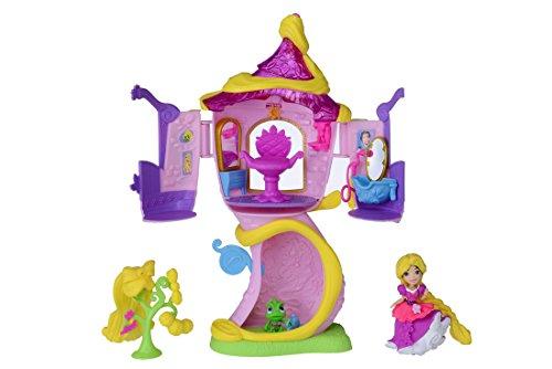 ディズニー プリンセス リトルキングダム ラプンツェルの塔の上のサロン