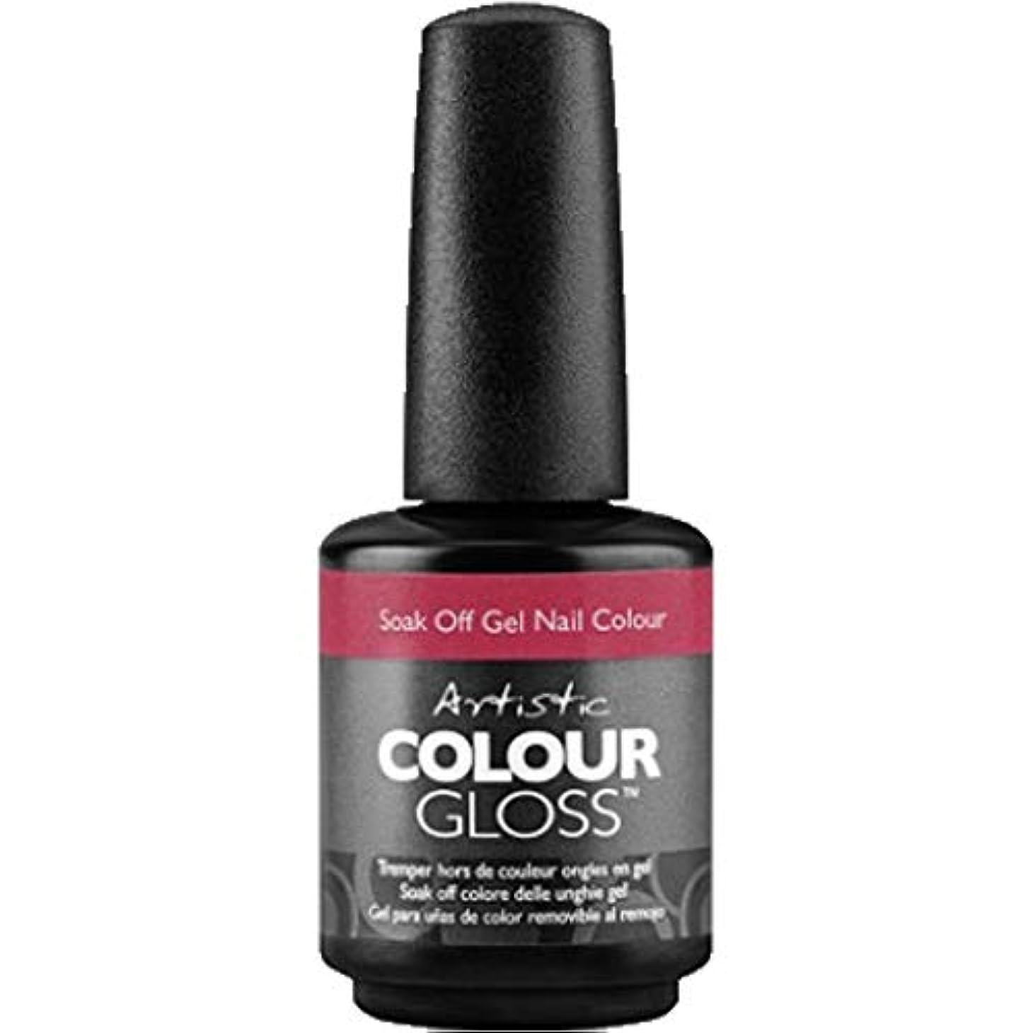 令状理由対抗Artistic Colour Gloss - Falling in Lust-er - 0.5oz / 15ml