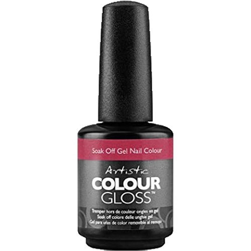 お気に入りありそう講師Artistic Colour Gloss - Falling in Lust-er - 0.5oz / 15ml