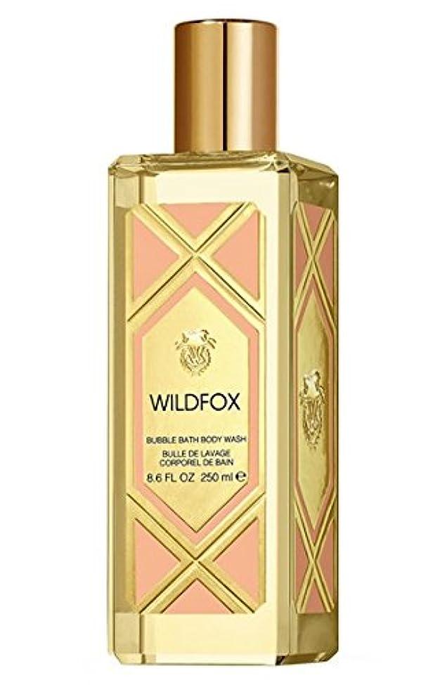 歯予言する残忍なWildfox (ワイルドフォックス)  8.6 oz (258ml) Bubble Bath Body Wash for Women