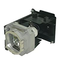 AuraBeam エコノミー交換用プロジェクターランプ 三菱WL639U用 ハウジング付き