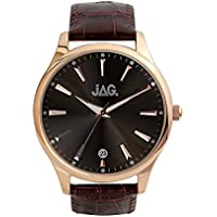 JAG Men's J2045 Year-Round Analog Quartz Brown Watch