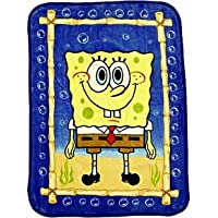 Spongebob Squarepants Toddler Blanket