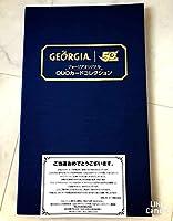 ジョージア ジャンプ50周年記念QUOカードアルバム