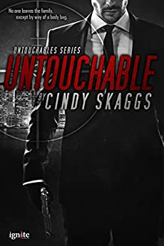 Untouchable (Entangled Ignite) (Untouchables) by [Skaggs, Cindy]