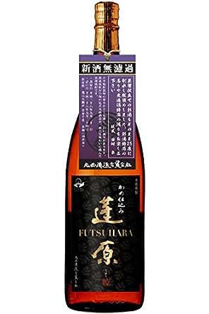 蓬原 ふつはら 新酒無濾過 丸西酒造 芋焼酎 新焼酎 25度 1800ml