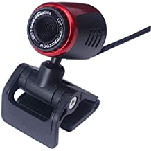 FANPING Webcam Webcam USB High Definition Camera Web Cam 360 Degree MIC Clip-on For Computer Desktop