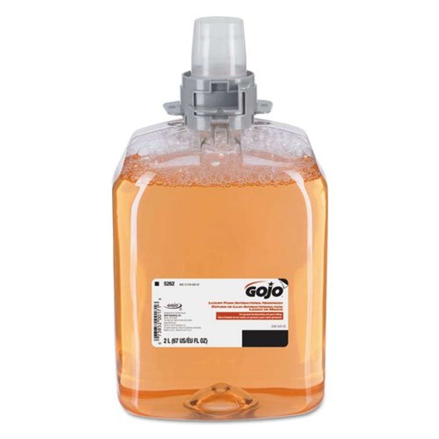 パンチ減衰土地goj526202 – FMX 20 Luxury Foam Antibacterial Handwash