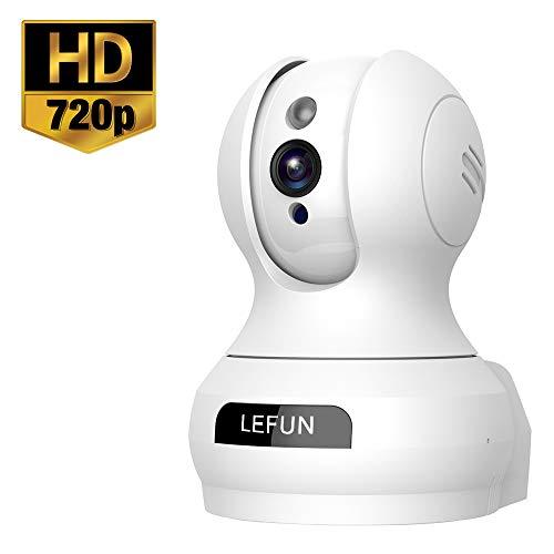 Lefun ネットワークカメラ 720P 100万画素 防犯監視IPカメラ ...