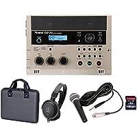 【専用ケース+audio-technicaヘッドホン+ダイナミックマイク+SDHCカード/16GB付】Roland ローランド CD-2u SD/CD Recorder SD/CDレコーダー