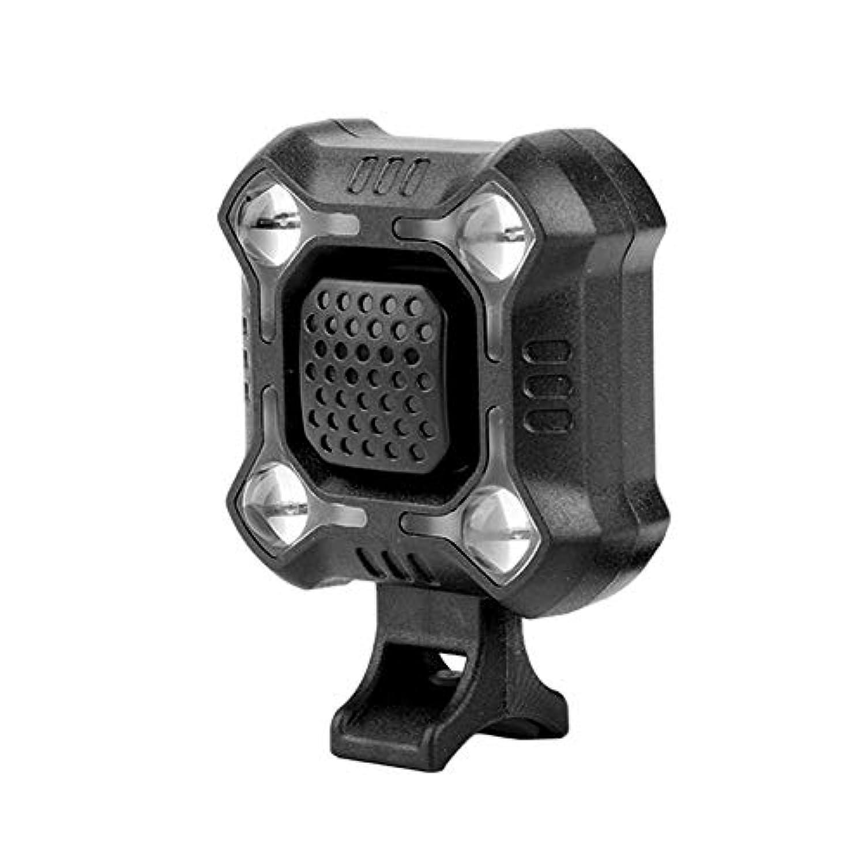 自転車 フロントライト ヘッドライト 自転車前照灯 バイクホーン付き 高輝度 USB充電式 LED警告灯 取り付け簡単