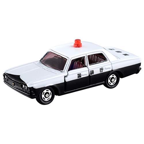 トミカ 50周年記念コレクション 04 クラウン パトロールカー