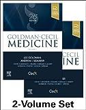 Goldman-Cecil Medicine, 2-Volume Set, 26e (Cecil Textbook of Medicine) 画像