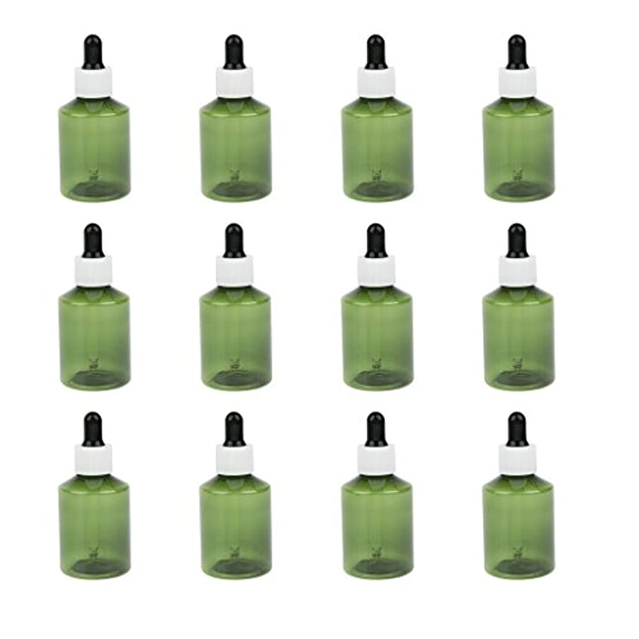 せっかち動くコードレスHellery ドロッパーボトル 詰め替え式 点滴びん 50ml エッセンシャルオイル 精油 6仕様選べ