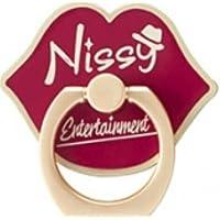Nissy Entertainment 2nd LIVE ツアー 可愛い。どこの?スマホリング 赤 レッド 西島隆弘 AAA
