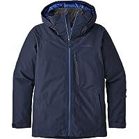 パタゴニア スポーツ スノーボード トップス Insulated Powder Bowl Jacket - Men's Navy Blue vy7 [並行輸入品]