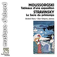 Pictures at an Exhibition / Rite of Spring by Mussorgsky