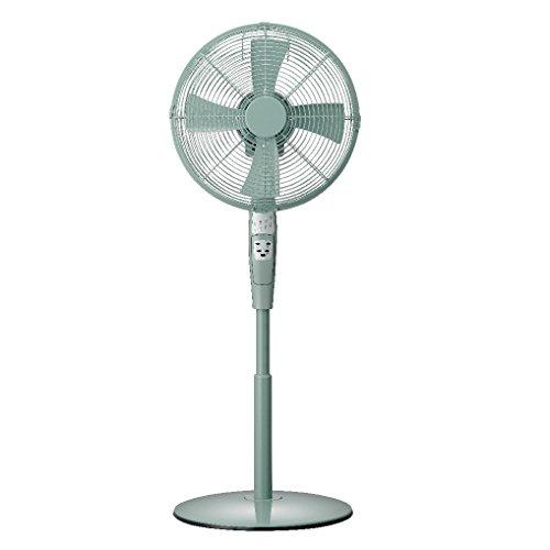 RoomClip商品情報 - ドウシシャ 扇風機 レトロリビングファン 30cm ピエリア サックスブルー SIR-350 SBL