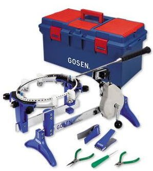 GOSENオフィシャルストリンガーAM200 バドミントン専用手動ストリングマシン/ガット張り機/ストリングマシーン