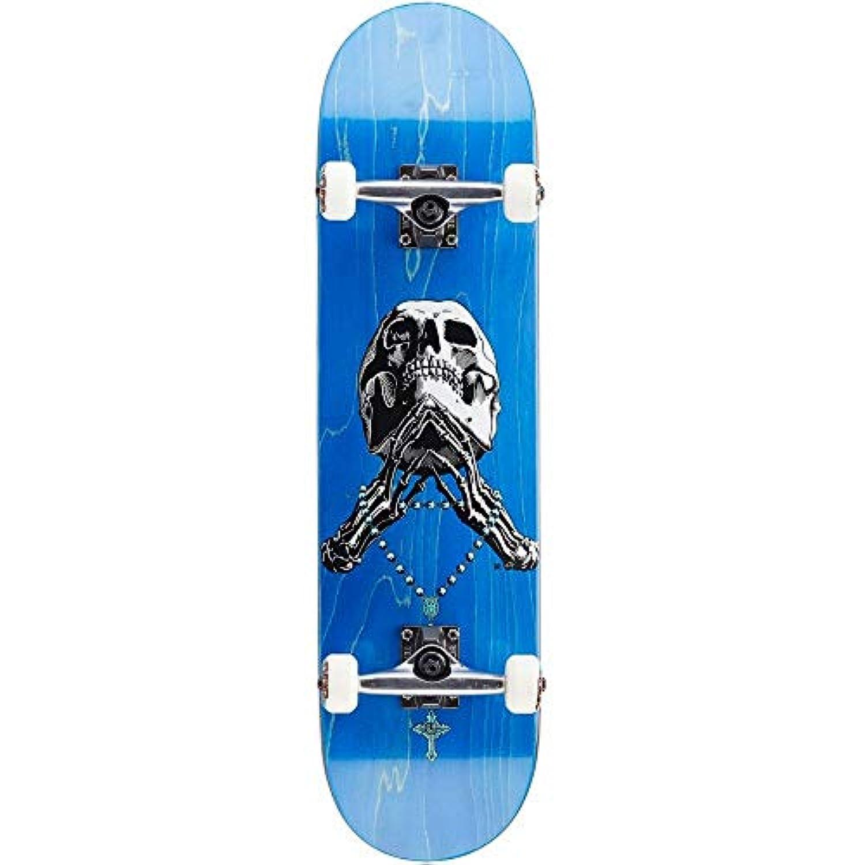 (ブラインド) Blind メンズ スケートボード ボード?板 Tribute Rosary Skateboard Complete [並行輸入品]