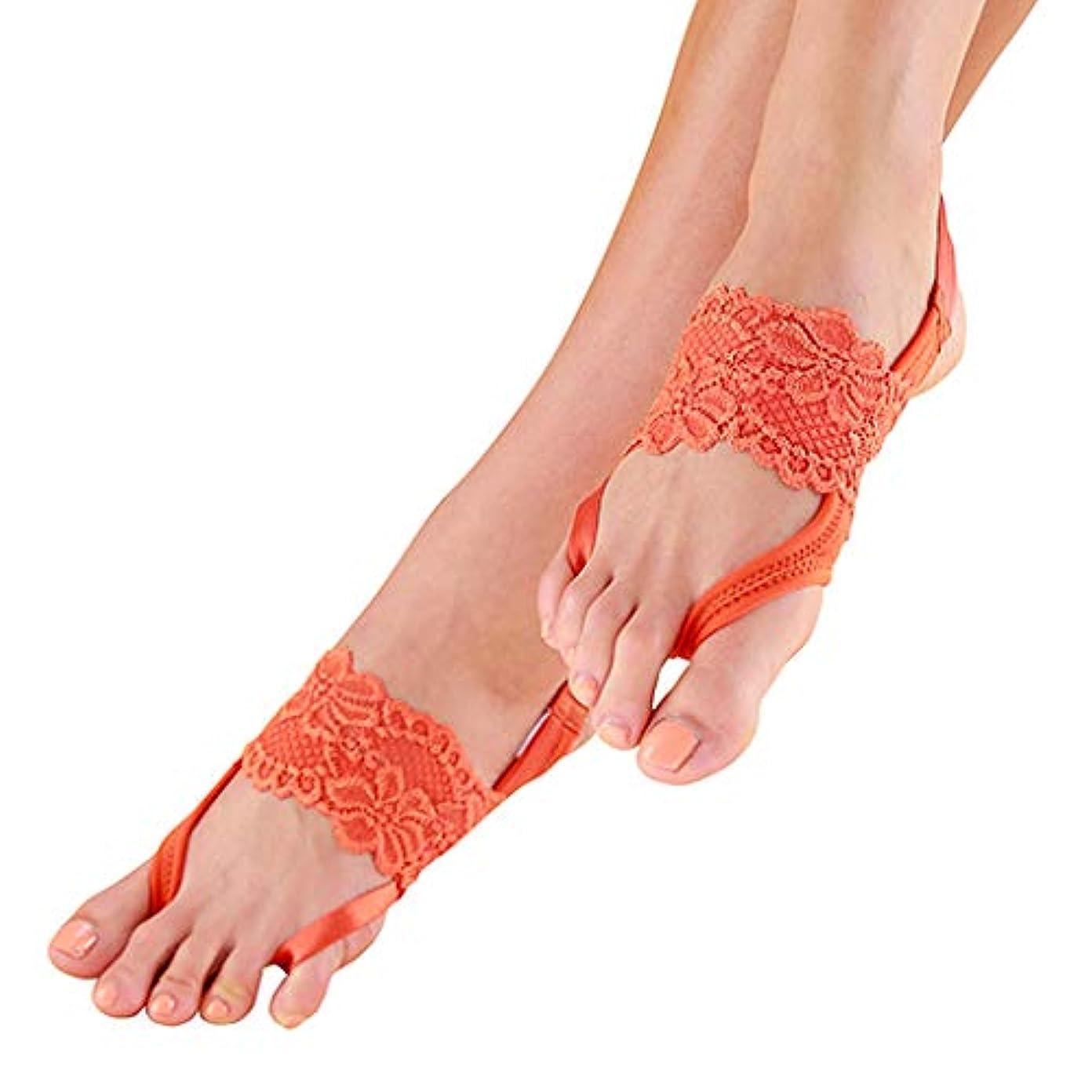 きれいにサイドボードスリップ累計20万足売れています 足が疲れにくい アシピタ 【 オレンジ Mサイズ ソックス 】むくみ 冷え 美脚 美姿勢をサポート 23.5-25cm