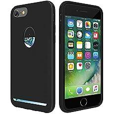 df6e52a541 iphone6ケース 背面 カード収納 スタンド 機能 アイフォン6ケース 耐衝撃 ...