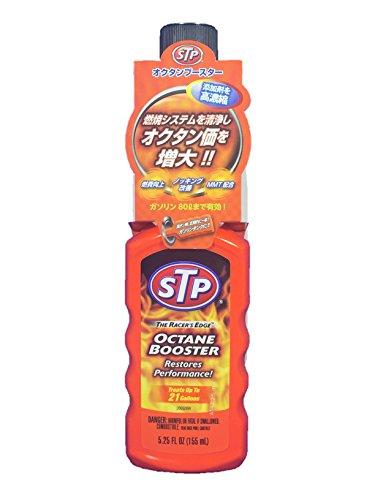 STP(エスティーピー) オクタンブースター オクタン価向上 ガソリン添加剤 155ml S-34