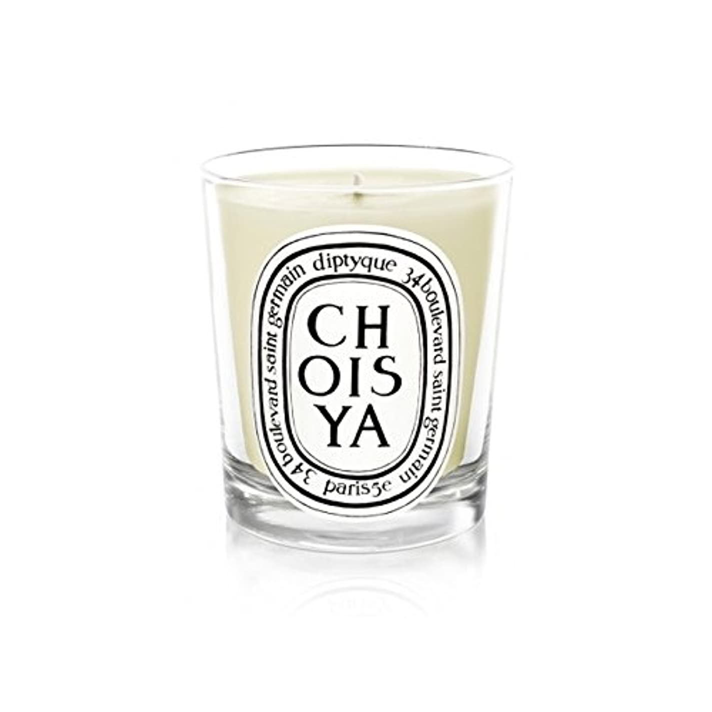Diptyque Candle Choisya / Mexican Orange Blossom 190g (Pack of 2) - DiptyqueキャンドルChoisya /メキシコオレンジの花の190グラム (x2...