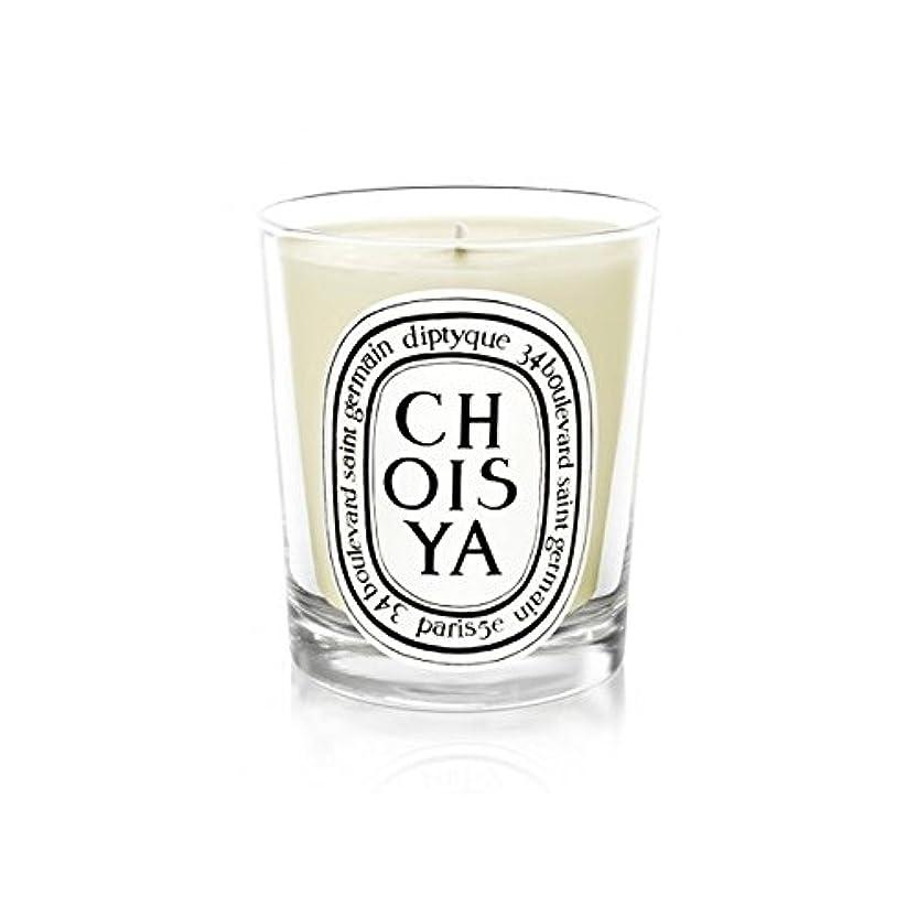 歯車不承認探偵Diptyque Candle Choisya / Mexican Orange Blossom 190g (Pack of 2) - DiptyqueキャンドルChoisya /メキシコオレンジの花の190グラム (x2...