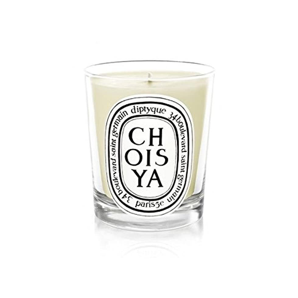 痴漢ガード不注意Diptyque Candle Choisya / Mexican Orange Blossom 190g (Pack of 2) - DiptyqueキャンドルChoisya /メキシコオレンジの花の190グラム (x2...