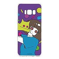 hare. Galaxy S8 SM-G950 ケース クリア TPU プリント ねこC (hr-008) スマホケース ギャラクシー エスエイト スリム 薄型 カバー 全機種対応 WN-LC106132