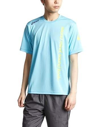(アシックス)asics トレーニングウエア 半袖Tシャツ XA6171 [メンズ] XA6171 41 ライトブルー L
